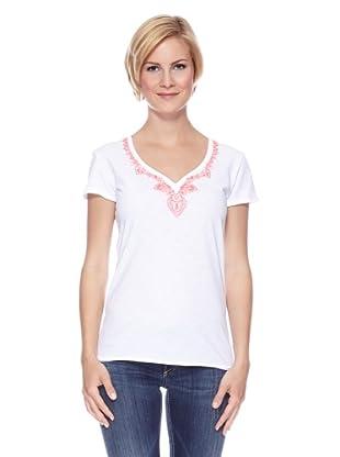 Bogner Fire + Ice Camiseta Maiken (Blanco)
