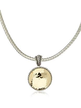 Biplat Collar Medallón