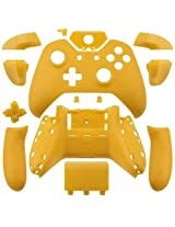 Xbox One Controller Shell Matt Yellow (Controller Not Included)