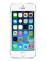 Apple iPhone 5s (Silver, 64GB)