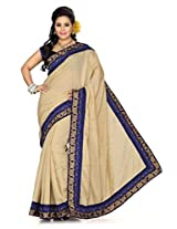 BHAGALPURI SILK Party wear De Marca 158 Saree