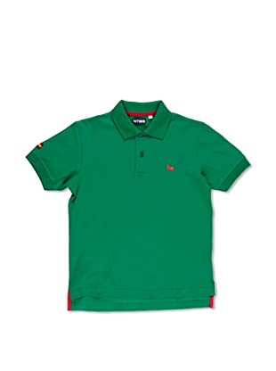 Toro Polo Junior Basic Logo (Verde)