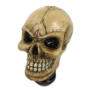 Custom Accessories 23178 Skull Bone Gear Shift Knob