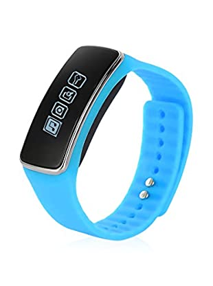 iPM Smart Bracelet Fitness Tracker, Blue
