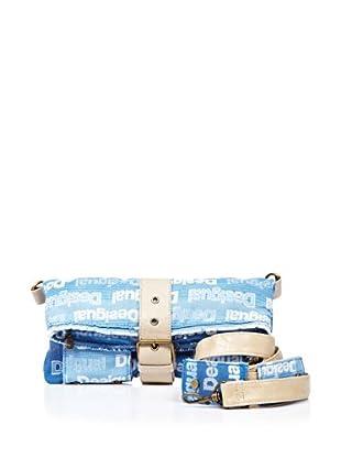 Desigual Bolso Monete Duo (Azul Denim)