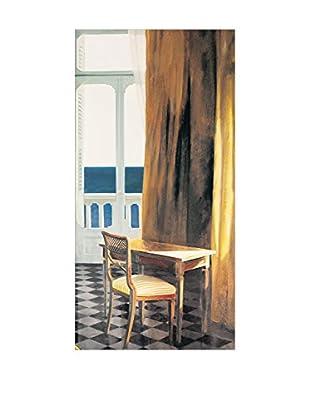 Artopweb Panel Decorativo Henning Von Gierke Interior Mit Sonne Und Meer Ii