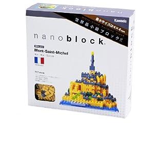 nanoblock モン・サン・ミシェル