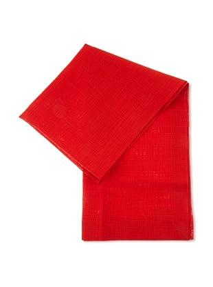 Villeroy & Boch Mantel lino rojo