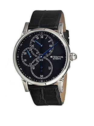 Heritor Automatic Uhr Thomson Herhr1102 schwarz 46  mm