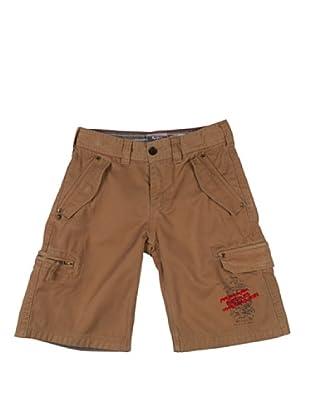 Pepe Jeans London Bermuda Aldan (Marrón)