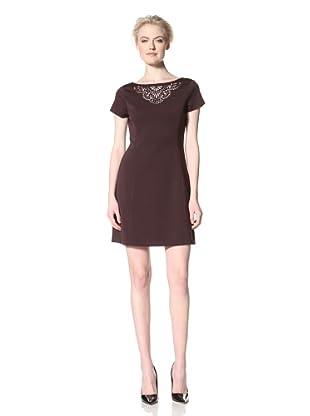 Miss Sixty Women's Emma Dress (Wine)