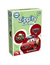 LeapFrog Zippity Software Disney/Pixar Cars - New