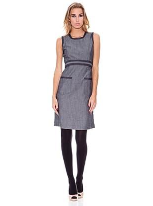 Tonalá Vestido Olivo (gris)