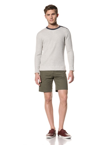 Standard Issue by Hyden Yoo Men's Jody Sweater (Light Heather Grey)