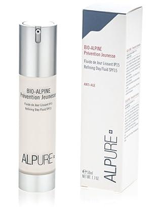 Alpure Fluido Cara y Cuello Fluid SPF 15 Bio Alpine 50 ml
