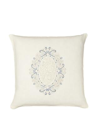 1891 by SFERRA Claribel Pillow, Eggshell