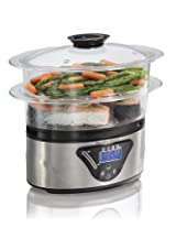 Hamilton Beach Digital Steamer - 5.5 Quart (37530A)