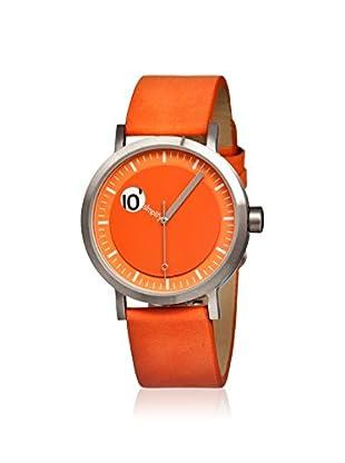 Simplify Men's SIM0204 The 200 Orange Leather Watch