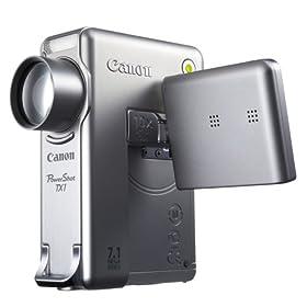 Canon デジタルカメラ PowerShot (パワーショット) TX1 PSTX1