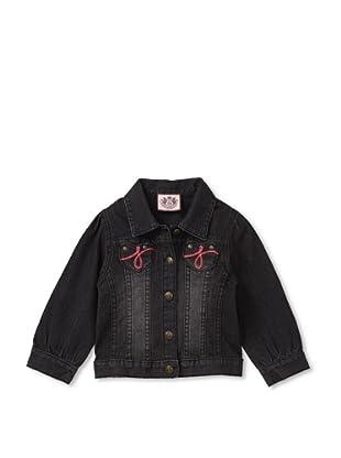 Juicy Baby Jean Jacket (Black)