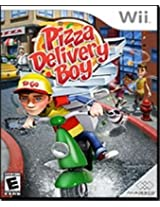 MaJesco Pizza Delivery Boy (Nintendo Wii) for Nintendo Wii for Age - All Ages (Catalog Category: Nintendo Wii / Simulations)