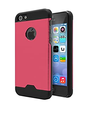 Unotec Hülle Metall iPhone 5/5S rot