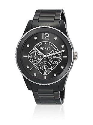 Esprit Quarzuhr Marin Spark Es105102001 schwarz 43  mm