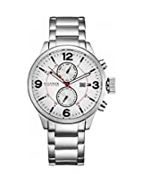 Tommy Hilfiger Analog White Dial Men's Watch - TH1790891/D