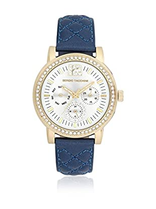 Sergio Tacchini Quarzuhr Woman blau 39 mm