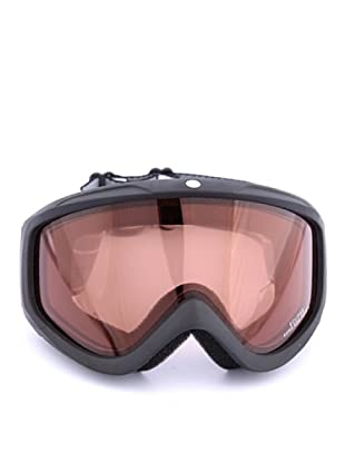 Carrera Máscara de Esquí M00370 ECLIPSE BLACK MATTE LOGO 4L