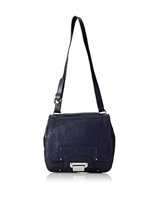 Kooba Jude Flap Shoulder Bag (Indigo)