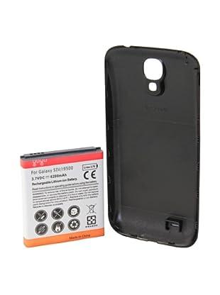 Unotec Batería De Alta Capacidad Con Tapa Adicional S4 Negra