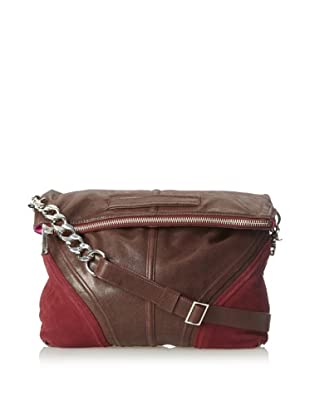 botkier Women's Ryder Shoulder Bag (Wine)