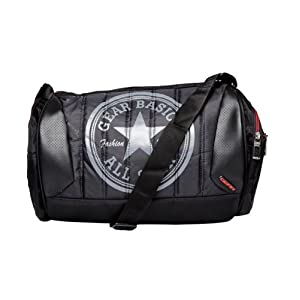 Gear Maxpro Black Duffel Bag