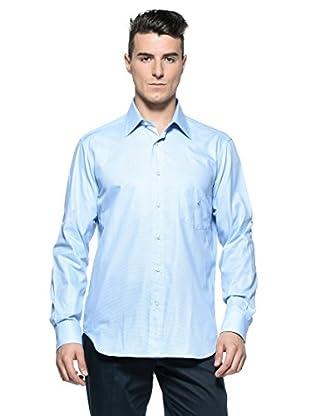 Rodrigo Camisa  Francklin (Azul Celeste / Blanco)