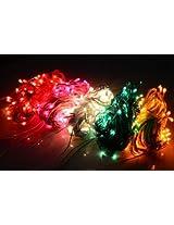 ASCENSION decoration lighting for diwali christmas Rice lights Serial bulbs - SET OF 4