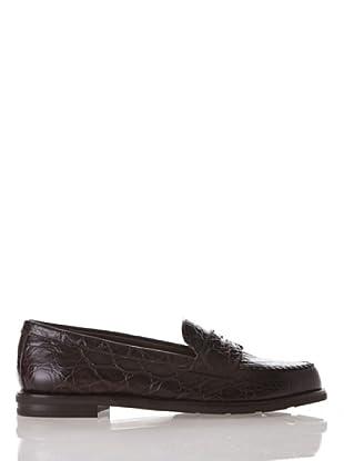Farrutx Zapato Mocasín (marrón oscuro)