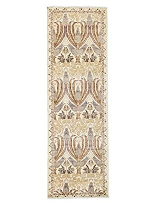 Solo Rugs Arts & Crafts Rug, Ivory, 2' 6
