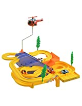 Saffire Track Racer Racing Car Toy