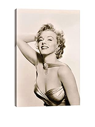Retro Images Sexy Marilyn Monroe #2 Archive Giclée on Canvas