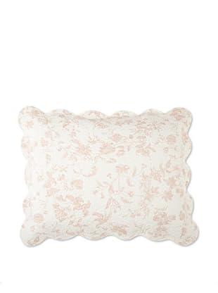 Brighton Pillow Sham (Rose)