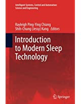 Introduction to Modern Sleep Technology (Intelligent Systems, Control and Automation: Science and Engineering)