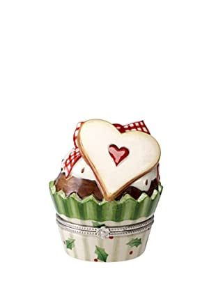 Villeroy & Boch Winter Bakery Decoration Treat Cupcake Herz