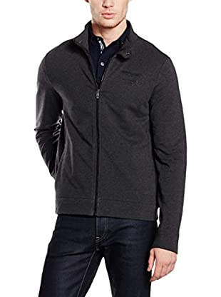 Hackett London Sudadera con Cierre Amr Marl Sweat