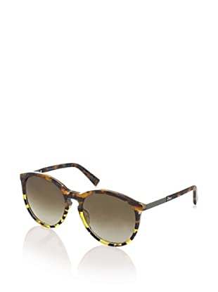 Christian Dior Women's Entracte 1 Sunglasses (Marble Brown)