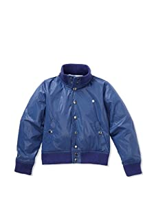 A for Apple Shaun Bomber Jacket (Blue)