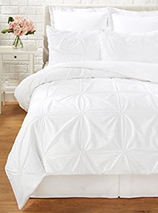 Mélange Home Époque Embroidered Duvet Set