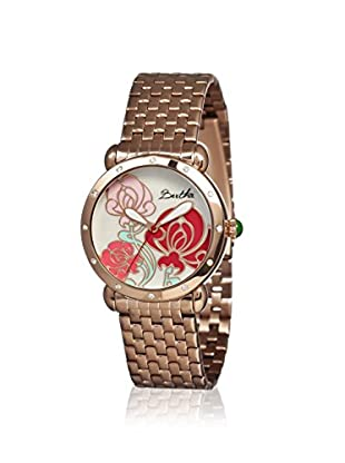 Bertha Women's BR1503 Josephine Rose Gold/Multicolor Stainless Steel Watch