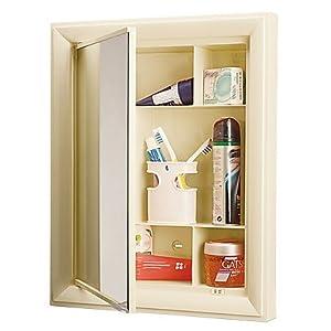 Nilkamal Mirror Cabinet - Gem