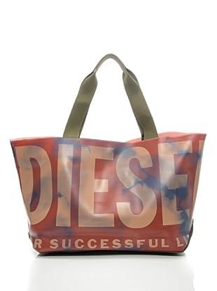 Diesel Tasche Diesel Old Flame (military grün/rot)
